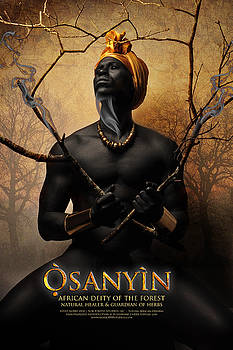 Osanyin by James C Lewis