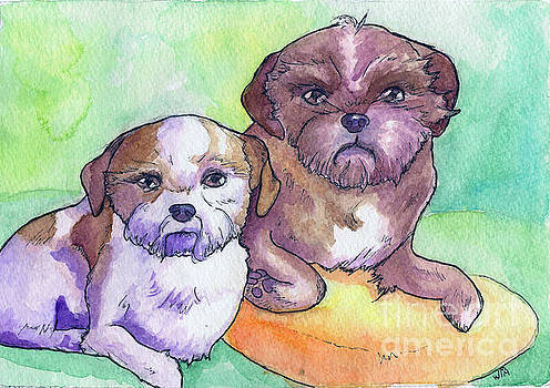 Oscar and Max by Whitney Morton