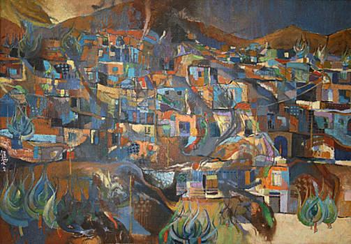Oshdiben by Yaghoob