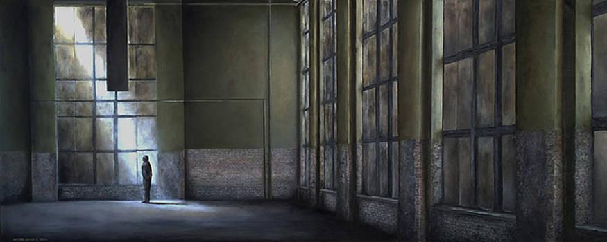 Oskar Schindler Factory 1940 by Antonio Ortiz