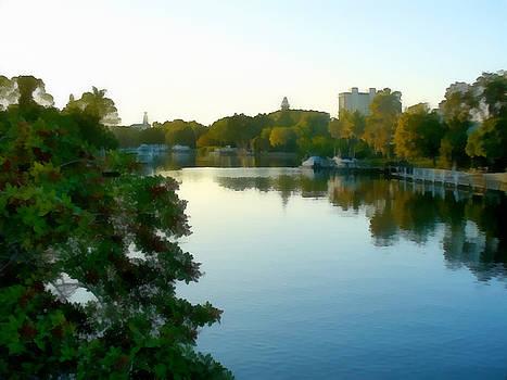 TAWES DEWYNGAERT - Osprey Ave. Canal West