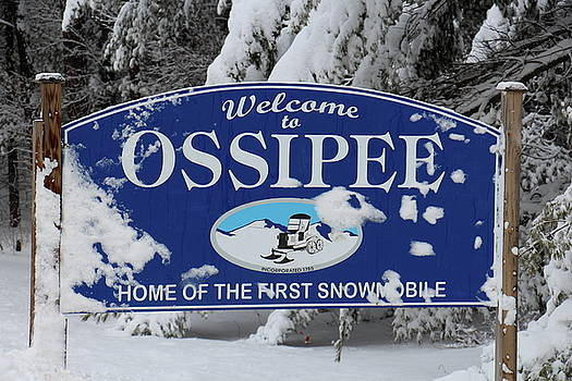 Ossipee NH by Jeffrey Akerson