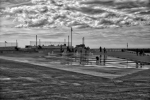 Ostend 2 by Ingrid Dendievel