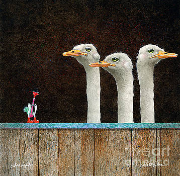 Ostracized... by Will Bullas