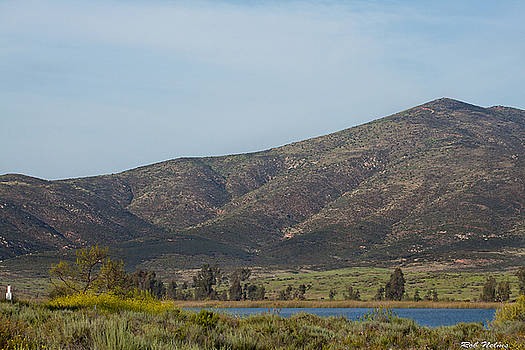 Otay Lakes Landscape 2 by Rob Nelms