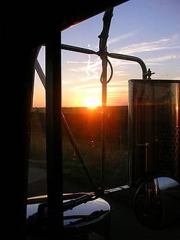 OTR Sunset by Scarlett Chambers