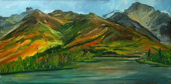 Otto Lake by Amy Reisland-Speer