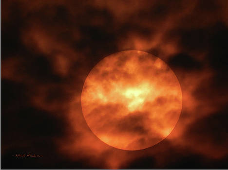 Our Dangerous Sun by Mick Anderson