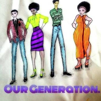 Our Generation.  chapter 1: Catching by Dannis  Wayanda