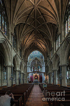 Our Lady and the English Martyrs Cathedral Cambridge by Mike Reid