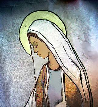 Our Lady Madonna by Jill Taylor