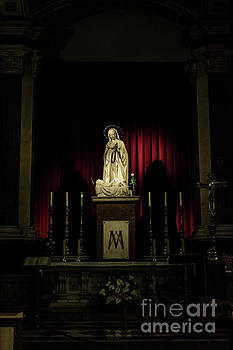 Our Lady of Bethlehem - Barcelona by Reynaldo Brigantty