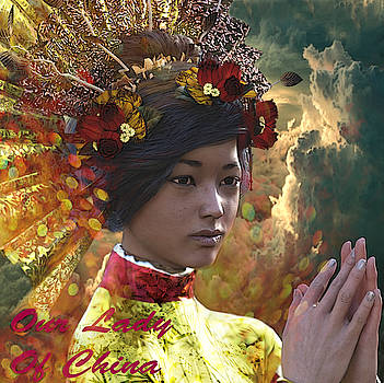 Our Lady of China 7 by Suzanne Silvir