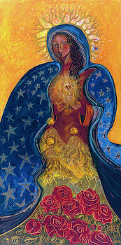 Our Lady of Faith by Shiloh Sophia McCloud