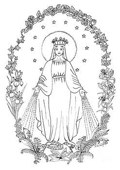 Our Lady of Grace by Jenny McLaughlin