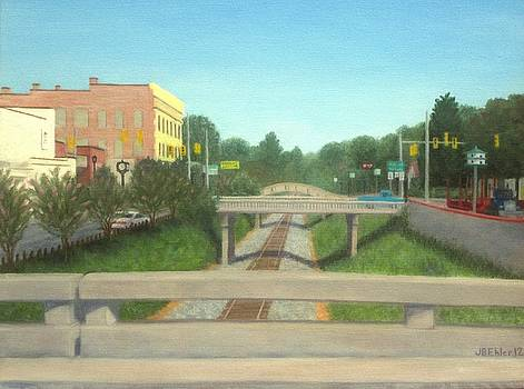 Jean Ehler - Our Little Town