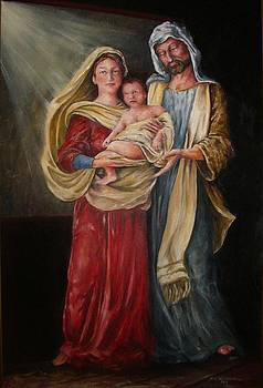 Our Savior is Born by Richard Klingbeil