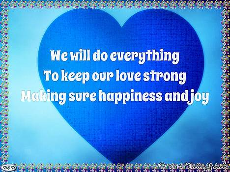 Our Strong Love by Holley Jacobs