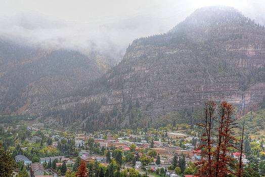 Ouray Colorado by Charlotte Schafer