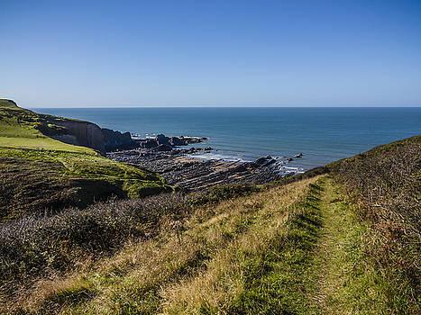 Stewart Scott - Out across the bay