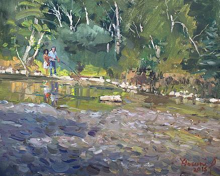 Ylli Haruni - Out Fishing with Viola