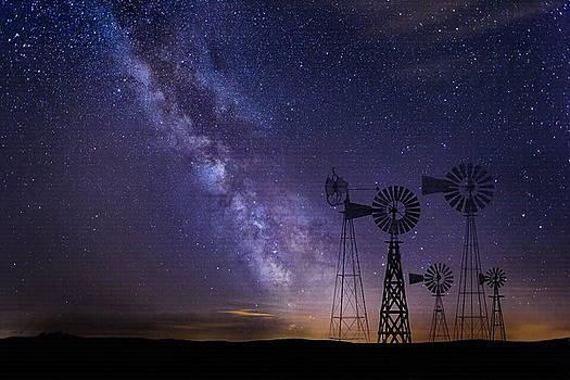 Our Milky Way  by Andrea Kollo