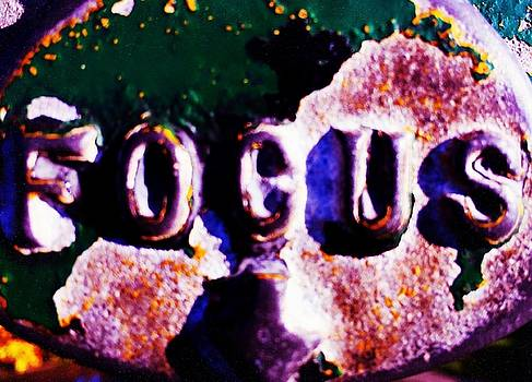 Sara Young - Out of Focus