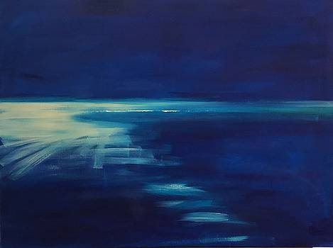 Out of the Blue by Fiona Jack
