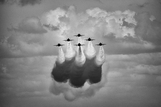 Out of the clouds by Gej Jones