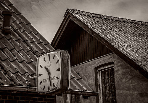 Out Of Time by Odd Jeppesen