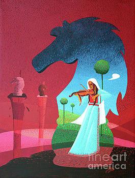 Out of war by Imad Abu shtayyah