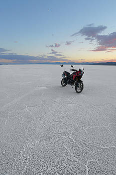 Out On The Flats by David Andersen