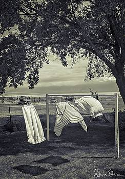 Steve Ohlsen - Out to Dry - Antelope Island State Park - Signed Limited Edition