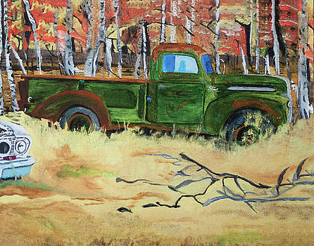 Out to Pasture by Judy Huck