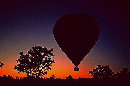 Gary Wonning - Outback Balloon Launch