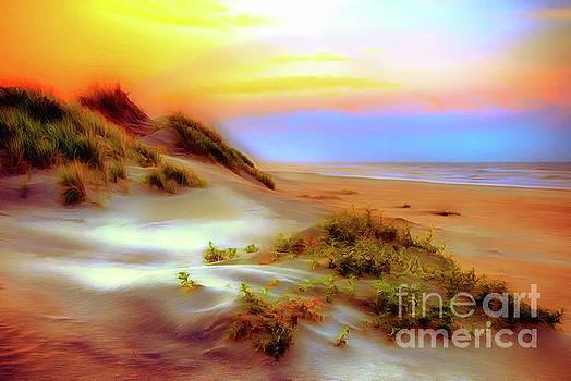 Outer Banks Soft Dune Sunrise AP by Dan Carmichael