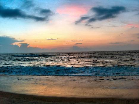 OuterBanks Sunset by David Syers