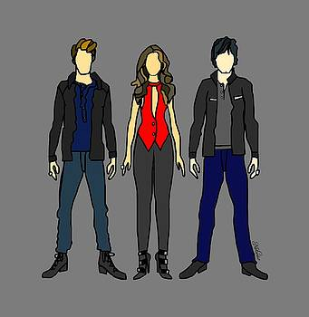 Outfit of Vamps by Notsniw Art