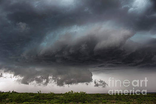 Outflow Storm by Francis Lavigne-Theriault