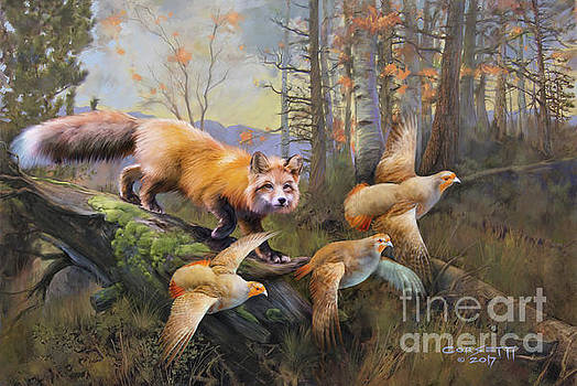 OutFoxed by Rob Corsetti