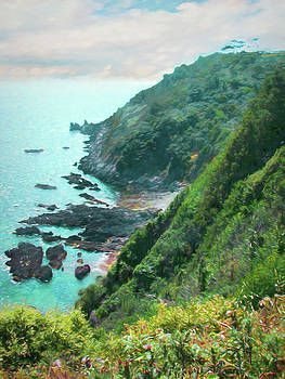 South End Of Guernsey by Bellesouth Studio