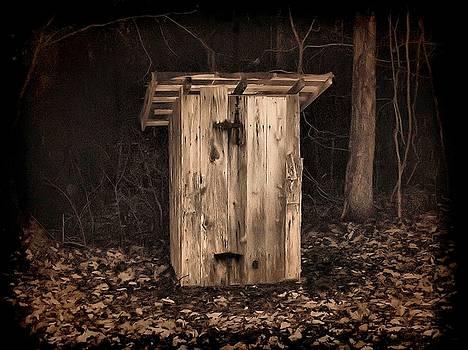 Outhouse by Rick Davis