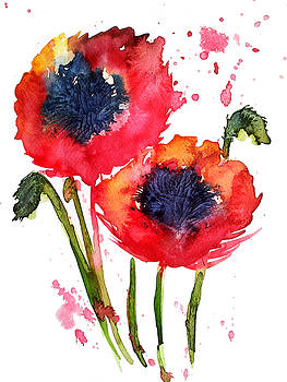 Outrageously Poppy by Garima Srivastava