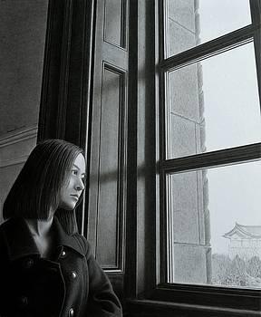 Outside of the Window, Inside of the Mind by Hirokazu Tomimasu