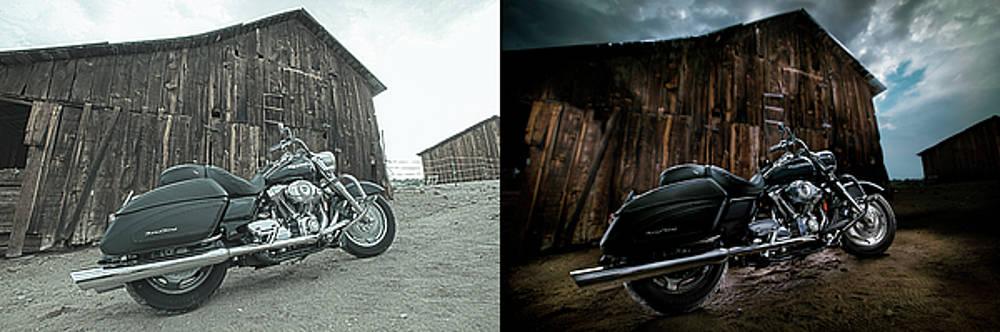 Outside the Barn Split BTS by YoPedro