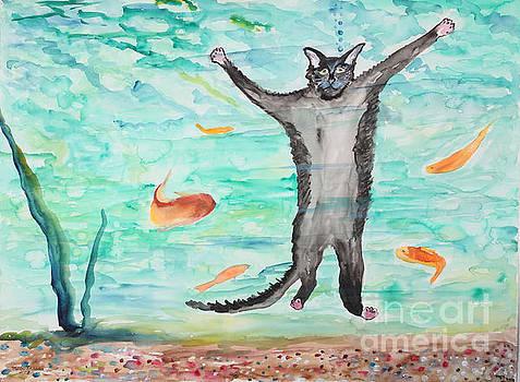 Outside the Fish Tank by Stella Sherman