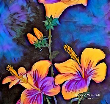 Rizwana A Mundewadi - Outstanding Hibiscus
