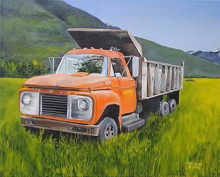 Outstanding In The Field by Glen Frear