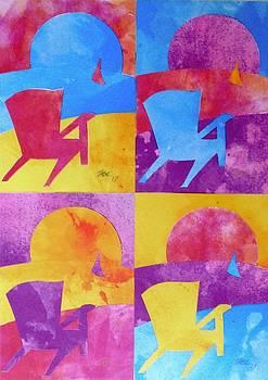 Outward Bound by Kenneth Taber