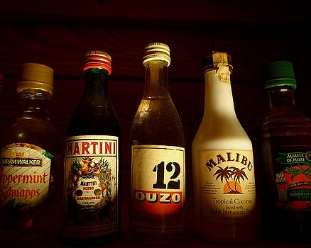 Ouzo 12 by Julie Pappas